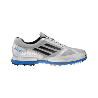 Shop Silver Adidas Adipure Classic Golf Shoes Clear Onyx/Dark Silver Shop Free 4f1958