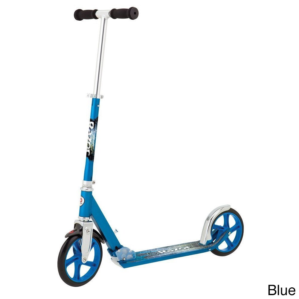 Razor A5 Lux Scooter (Blue)