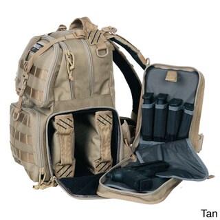 G.P.S. Tactical Range Backpack