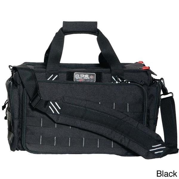 G.P.S. Tactical Range Bag w/Insert
