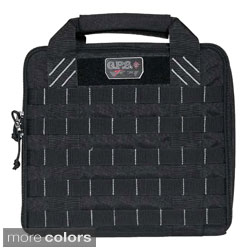 G.P.S. Tactical Hardside Pistol Case