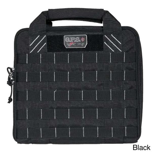 G.P.S. Tactical Hardside Pistol Case