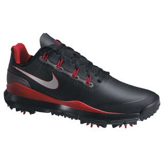 Nike Golf TW '14 Men's Black Golf Shoes|https://ak1.ostkcdn.com/images/products/8104601/P15454156.jpg?impolicy=medium