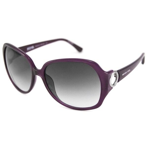 MICHAEL Michael Kors Women's M2744S 'Manhasset' Rectangular Sunglasses
