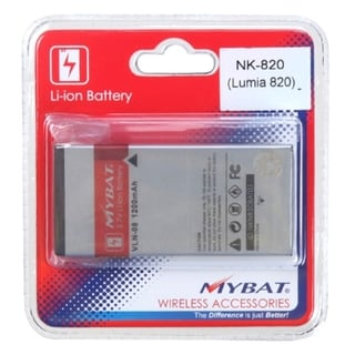 INSTEN Li-ion Battery for Nokia Lumia 820