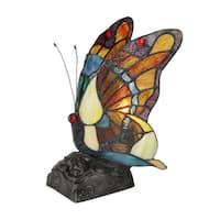 Chloe Tiffany Style Butterfly 1-light Nightlight