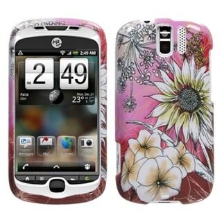 INSTEN Spring Time Phone Case Cover for HTC myTouch 3G Slide