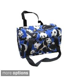 McKenzie Kids Fleece Diaper Bag