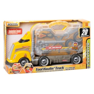 Workman Power Tools Haulin' Tool Truck