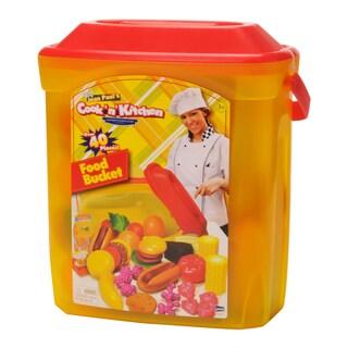 Cook 'n Kitchen Gourmet Food Bucket 40-piece Set