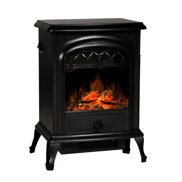 Lofty Galway Electric Stove Heater Free Standing