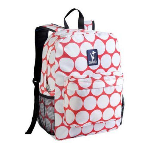 36ab2b57daed Shop Wildkin Big Dot Red   White 16 Inch Backpack - Free Shipping On Orders  Over  45 - Overstock.com - 8105589