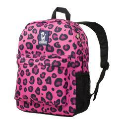 Wildkin Pink Leopard 16 Inch Backpack