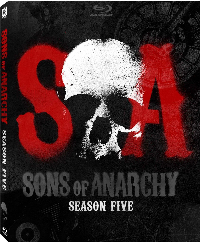 Sons of Anarchy: Season 5 (Blu-ray Disc)