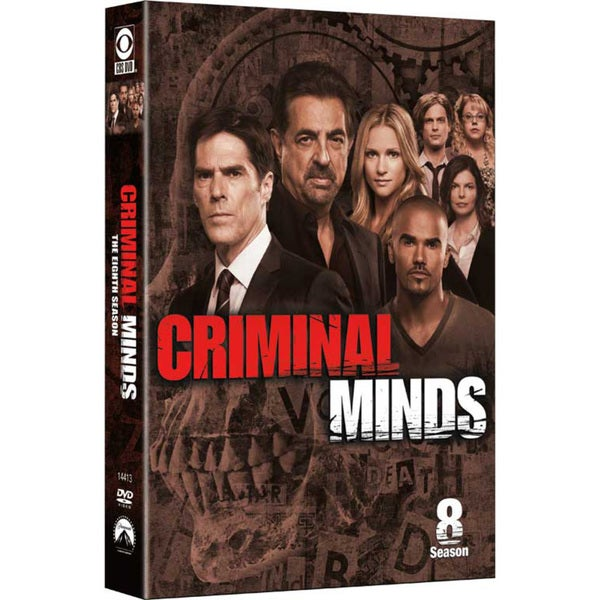 Criminal Minds: The Eighth Season (DVD)