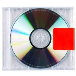 Kanye West - Yeezus (Parental Advisory)