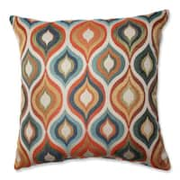 Pillow Perfect Flicker Jewel 16.5-inch Patterned Throw Pillow