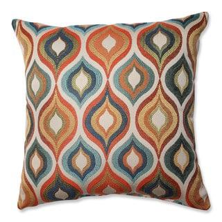 Pillow Perfect Flicker Jewel 16.5-inch Throw Pillow