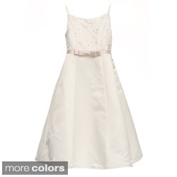 Sweetie Pie Girls Flowergirl Dress