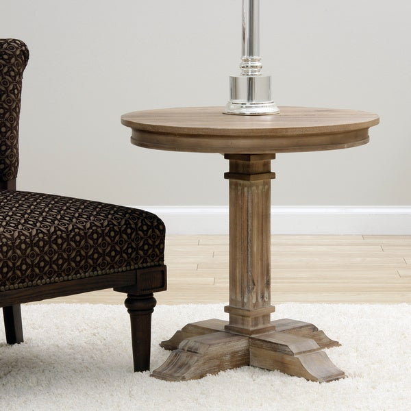 Quinn Round Accent Table