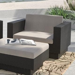 Sonax Park Terrace Textured Black Chair