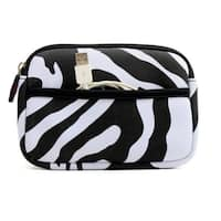 "Kroo 3.5"" Zebra Camera Sleeve"