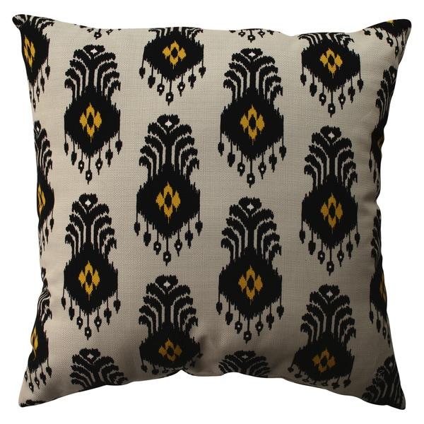 Pillow Perfect Ikat Mesa 23-inch Throw Pillow
