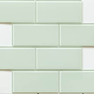 Martini Mosaic Blocco Delicate Mint (Set of 10)