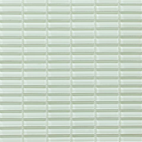 Martini Mosaic Aria Very Delicate Mint 11.75 x 12-inch Tile Sheets (Set of 10)