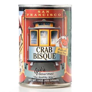 Gil's Gourmet Creamy San Francisco Crab Bisque