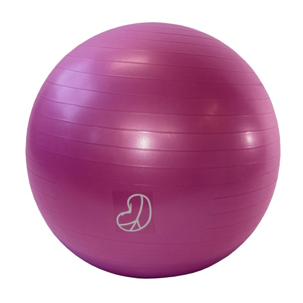 Burst-Resistant Gym Exercise Ball