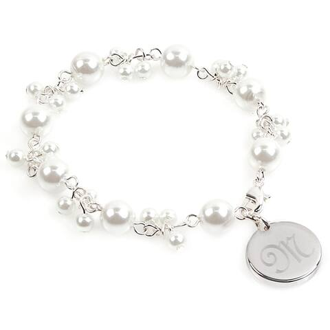 Personalized Romance Pearl Bracelet