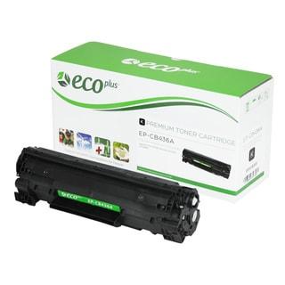 EcoPlus HP CB436A Remanufactured Toner Cartridge