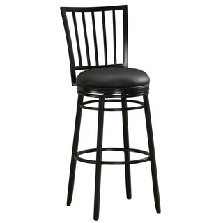 Ellis 30-inch Contemporary Swivel Stool