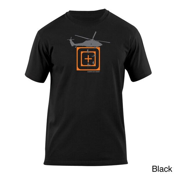 5..11 Logo Rappel Cotton T-shirt