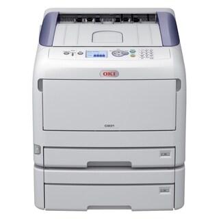Oki C800 C831DN LED Printer - Color - 1200 x 600 dpi Print - Plain Pa