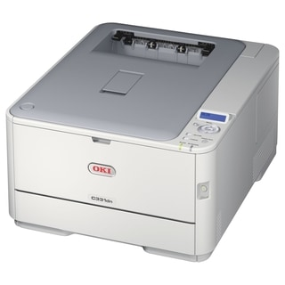 Oki C331DN LED Printer - Color - 1200 x 600 dpi Print - Plain Paper P