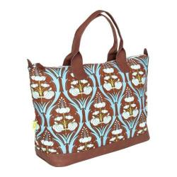 Women's Amy Butler Marni Duffle Passion Lily Turquoise