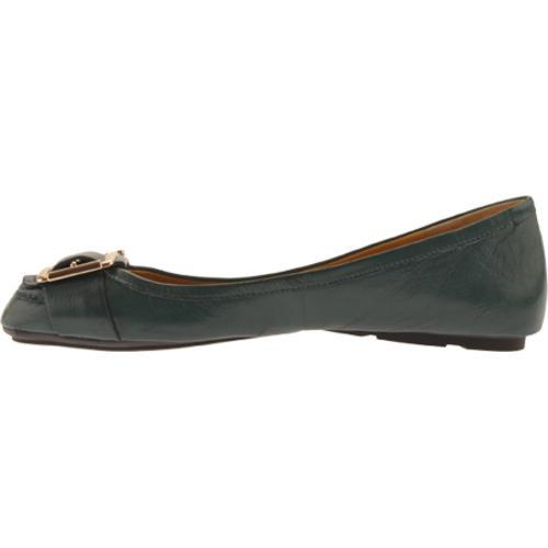 Women's Nine West Untilthen Blue Green Leather