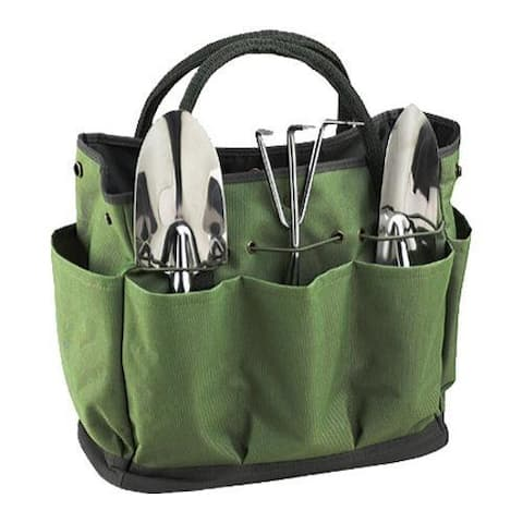 Picnic at Ascot Eco Garden Set with Tools Forest Green