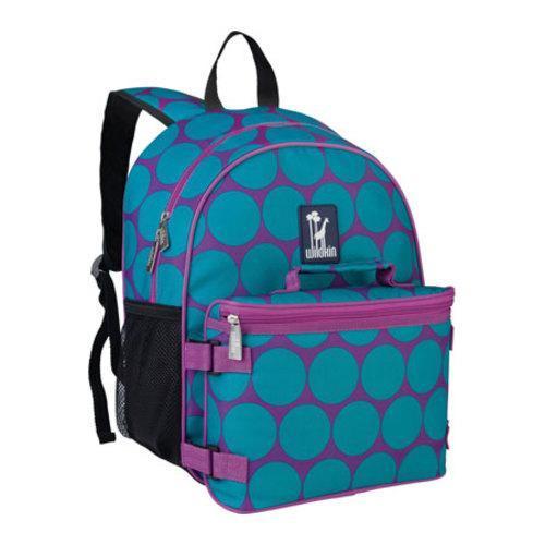 Shop Women s Wildkin Bogo Backpack Big Dot Aqua - Free Shipping On Orders  Over  45 - Overstock.com - 8109542 f768b3999