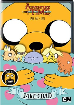 Adventure Time: Jake the Dad (DVD)