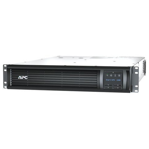 APC by Schneider Electric Smart-UPS 2200VA LCD RM 2U 120V US