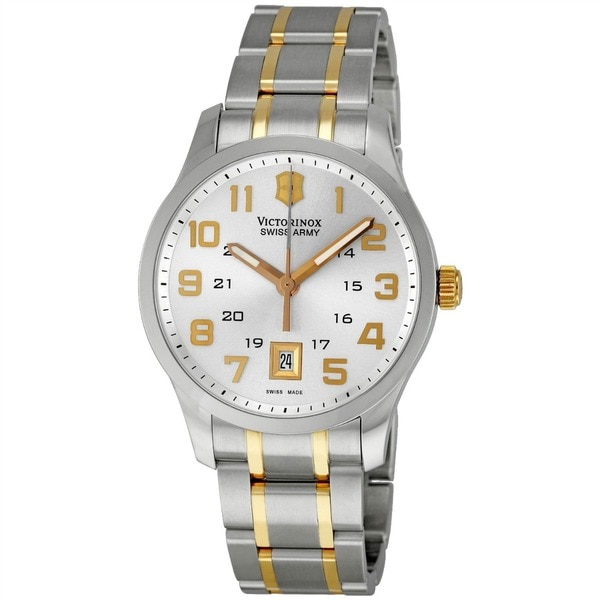 Victorinox Swiss Army Men's Stainless Steel Two-tone Watch