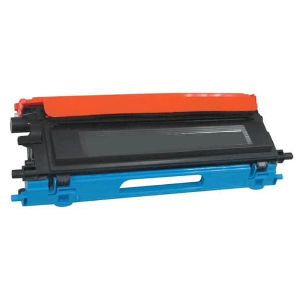 Brother TN115C Compatible Cyan Toner Cartridge (Remanufactured)