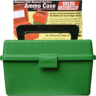 MTM Case-Gard 100 Rifle Ammo Box