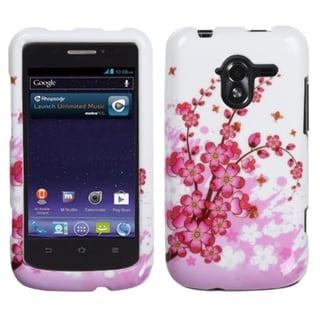INSTEN Spring Flowers Phone Case Cover for ZTE N9120 Avid 4G