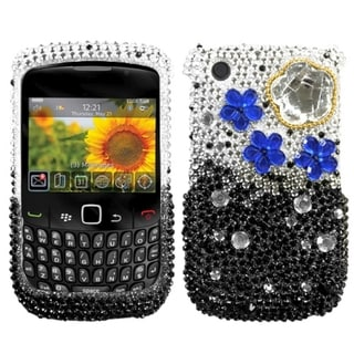INSTEN Cloudy Night Phone Case Cover for RIM Blackberry Curve 8520/ 8530/ 9300