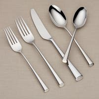 Dansk Bistro Cafe 5-piece Stainless Flatware Place Setting (Service for 1)