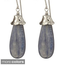 Drops of Kyanite Earrings